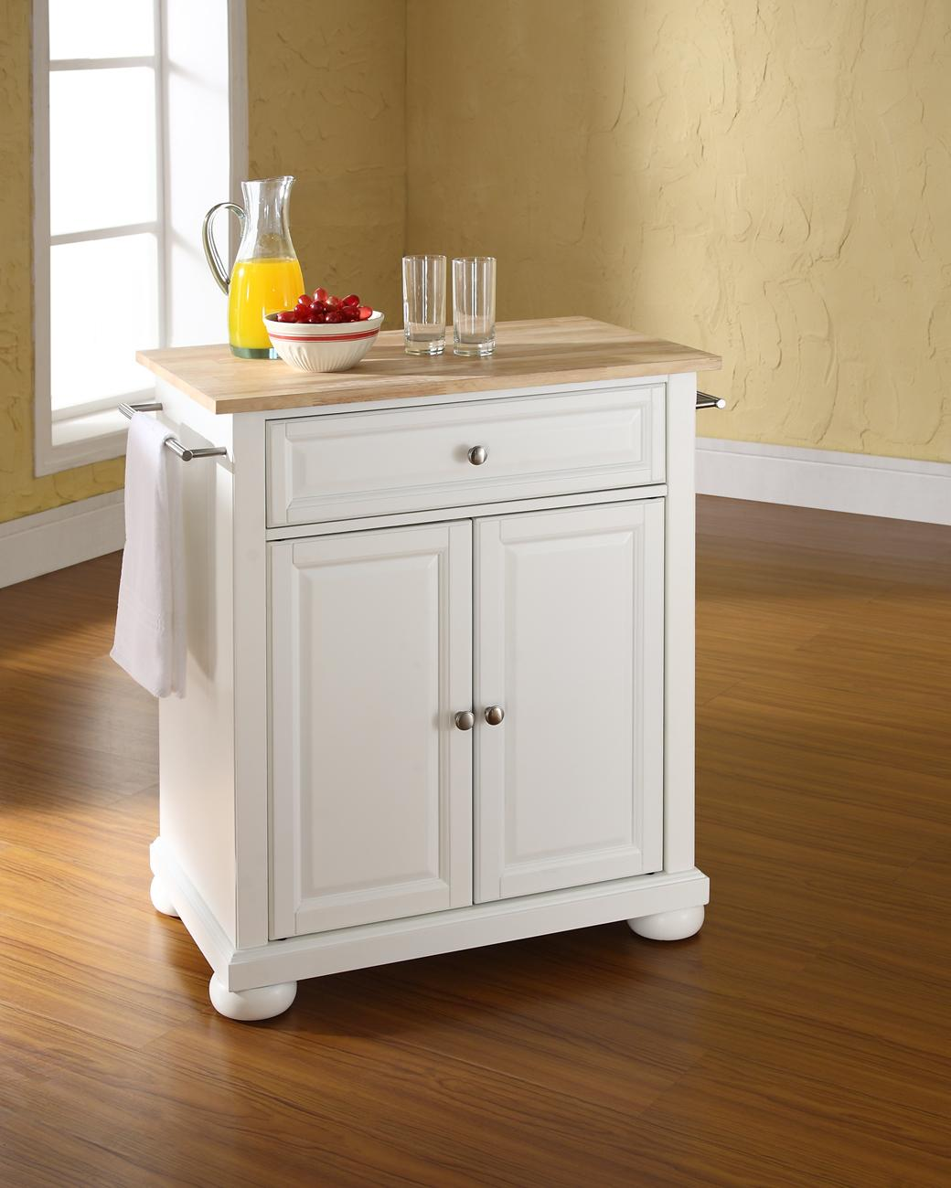 Crosley Alexandria Portable Kitchen Island by OJ merce