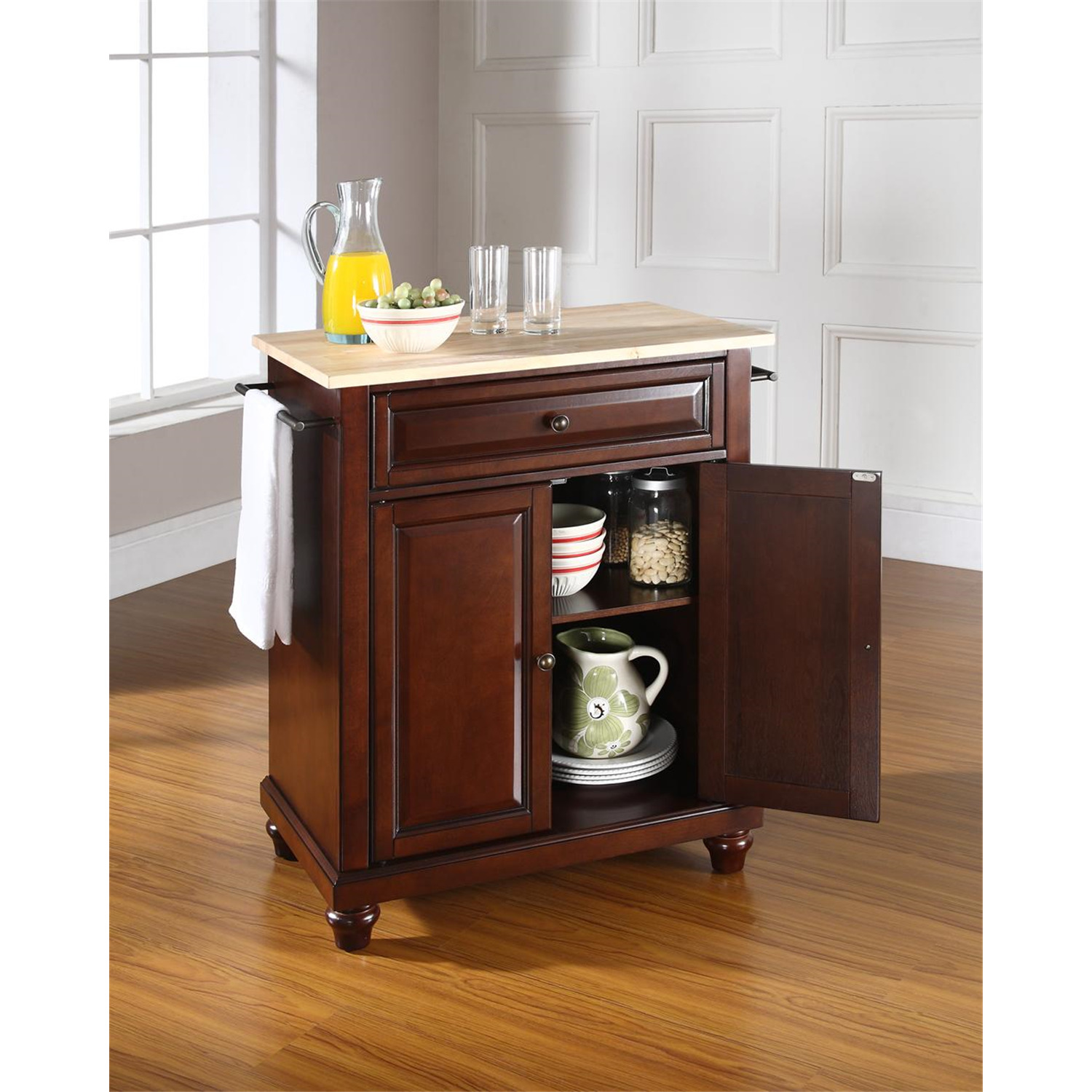 Crosley Cambridge Portable Kitchen Island By Oj Commerce