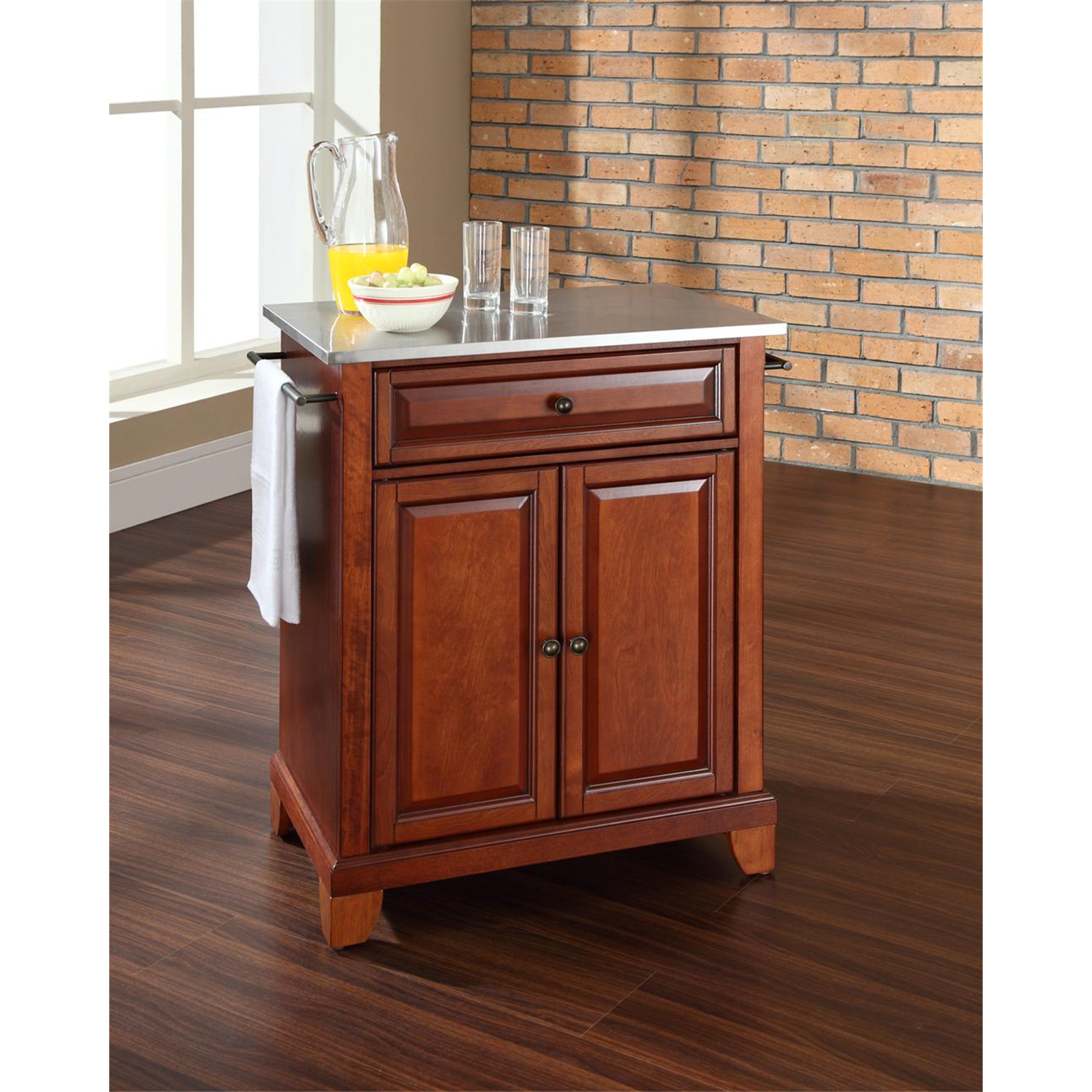Crosley Newport Portable Kitchen Island By Oj Commerce. White Kitchen Floor Tile Ideas. Tile Wall Kitchen. 3 In 1 Kitchen Appliances. Kitchen Ideas White Appliances. Kitchen Island With Cooktop. Kitchen And Home Appliances. Kitchen Over Sink Lighting. Kitchen Island Decor