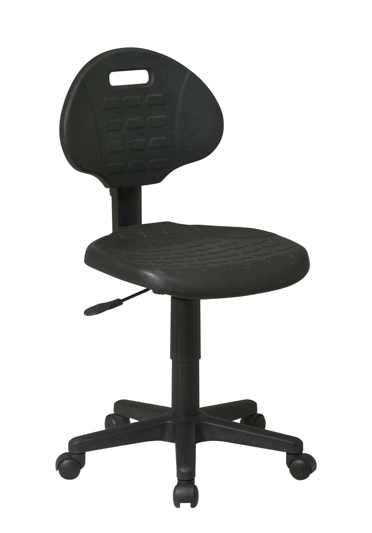 Office Star Task Chair With Heavy Duty Nylon Base By OJ Commerce KH520