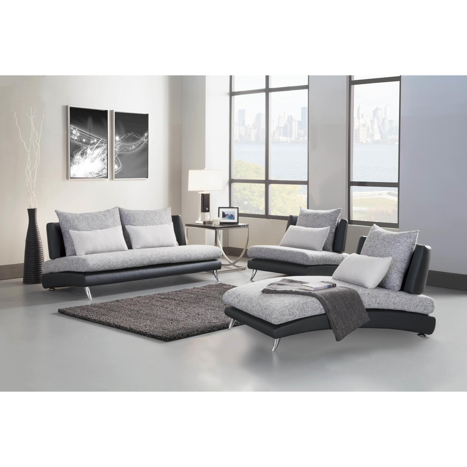 Homelegance renton living room set by oj commerce 1 444 for Modern living room sets
