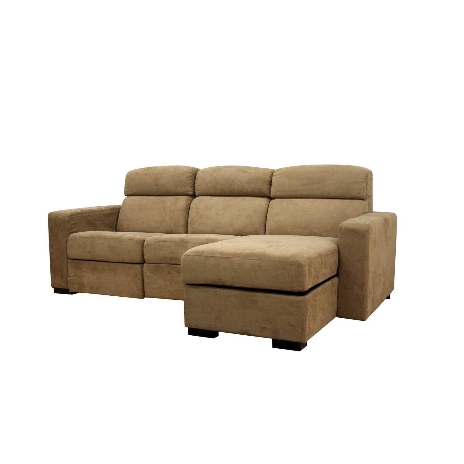Microfiber sofa chaise sofa cool microfiber chaise sofa for Sofa interiors studio city