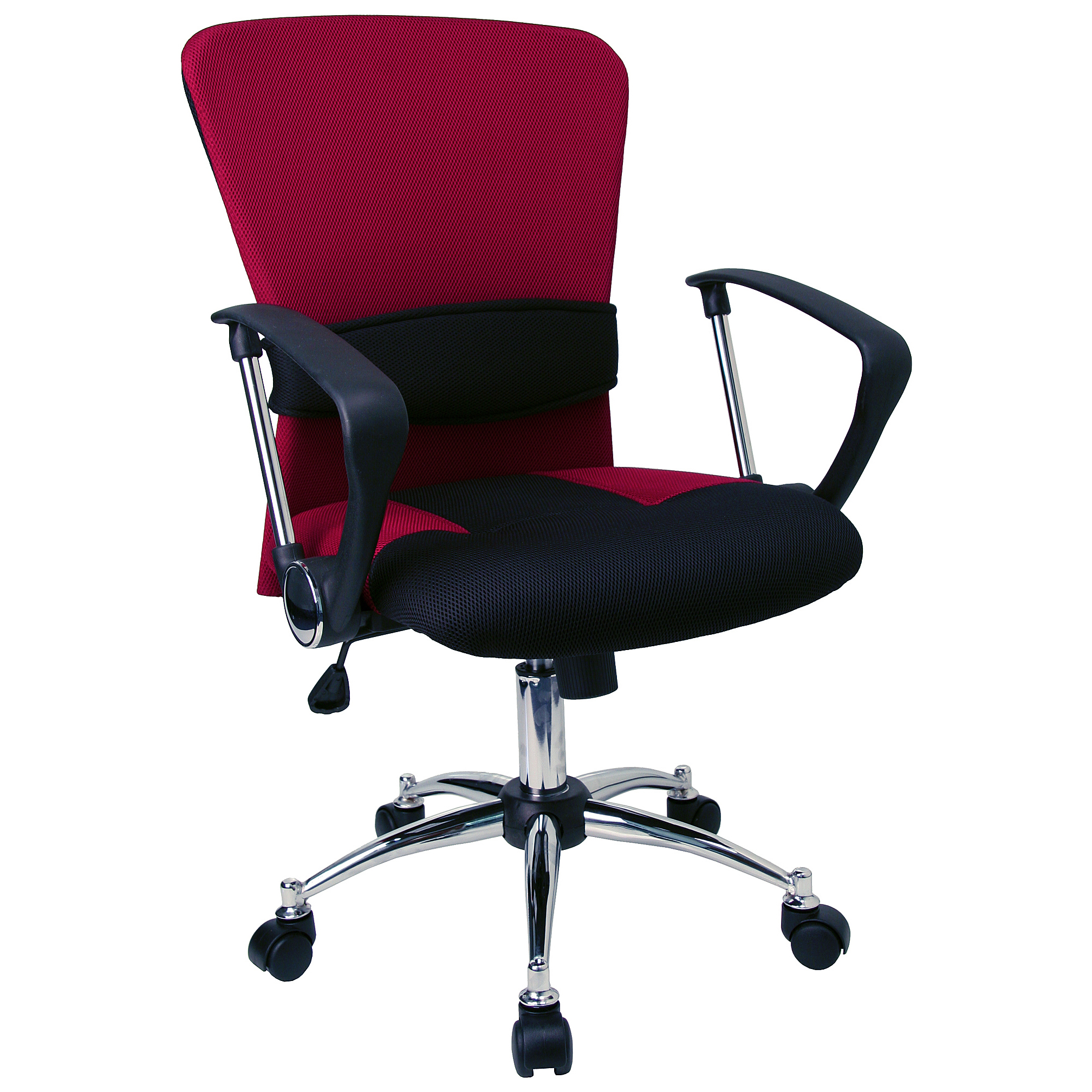 Flash Furniture Mid Back Mesh Office Chair By OJ Commerce 87