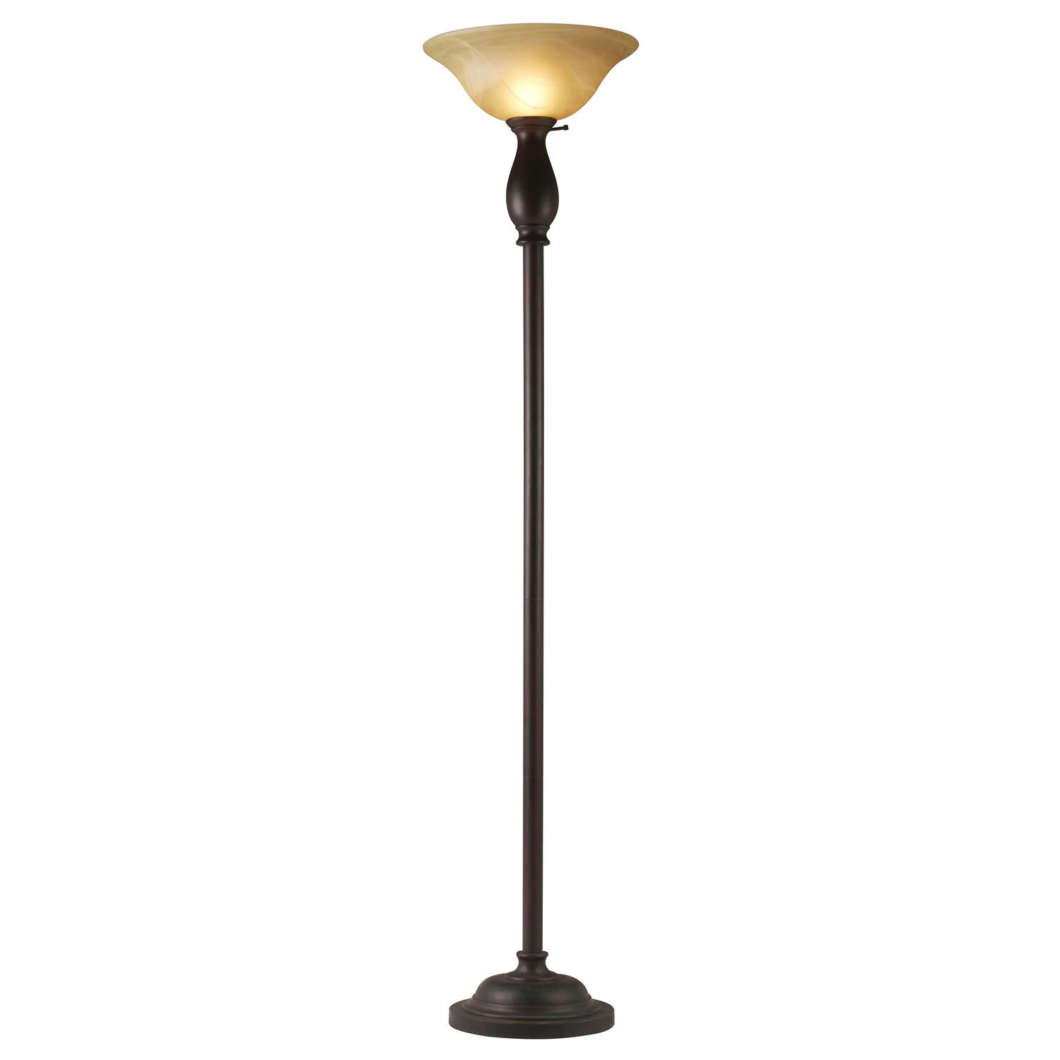 home source stained glass floor lamp by oj commerce. Black Bedroom Furniture Sets. Home Design Ideas