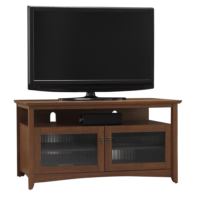Bush furniture tv stand by oj commerce my13646a 03 for Bush furniture