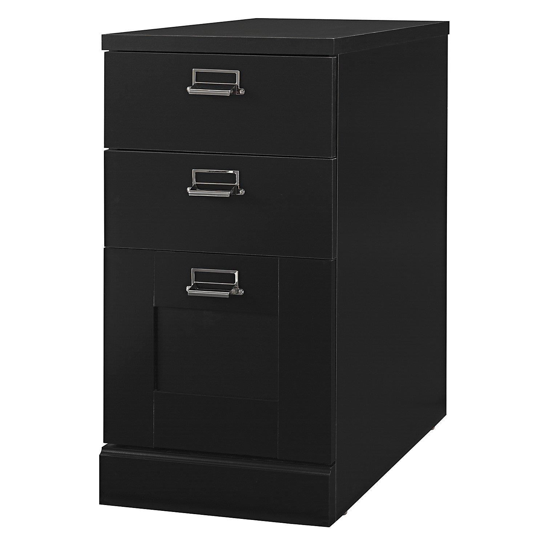Bush Furniture 3 Drawer Pedestal 2 Box 1 File By Oj