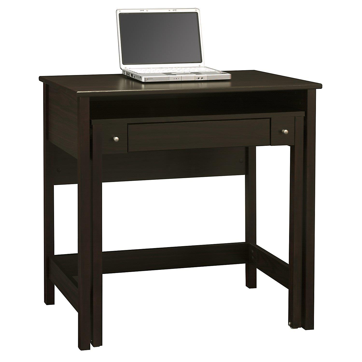 Bush furniture pullout laptop desk by oj commerce my72702 for Small pull out desk