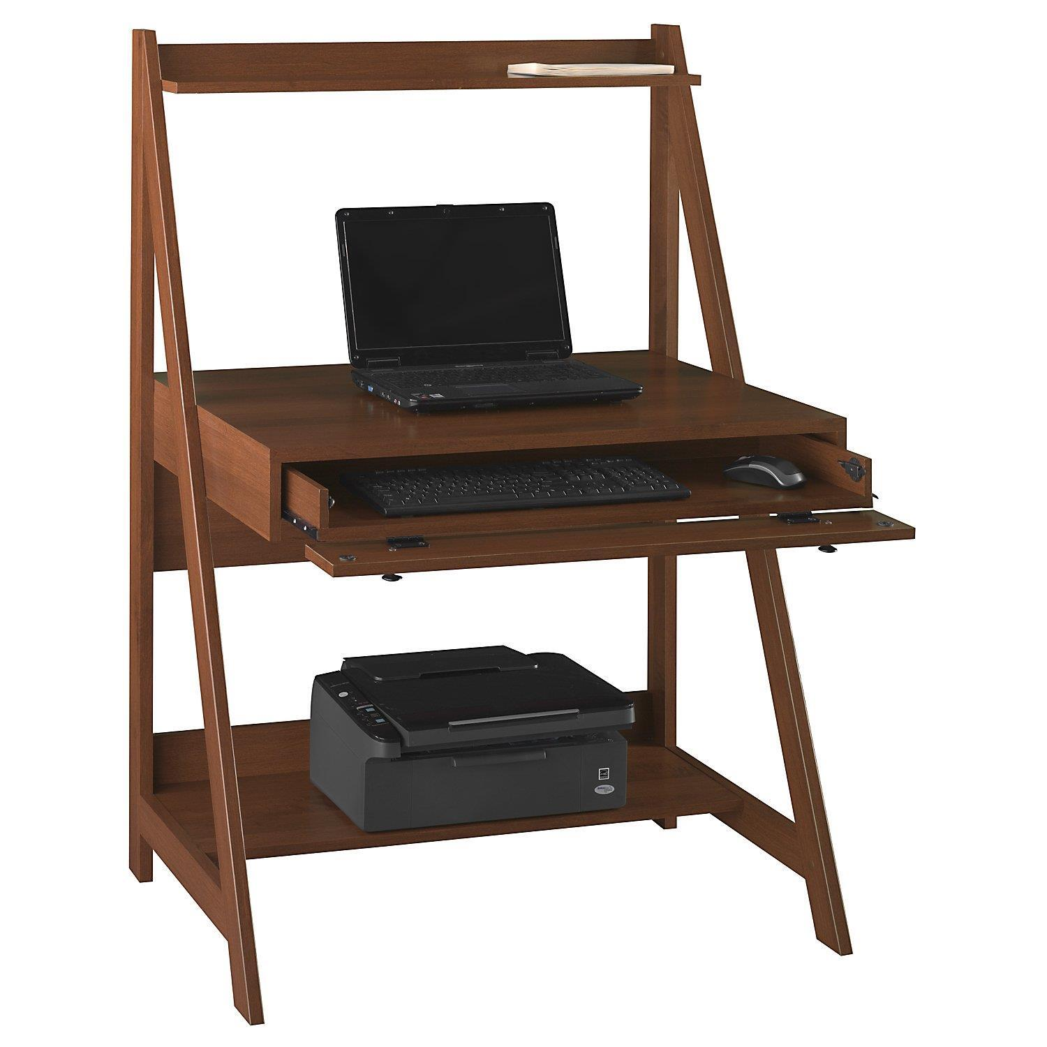 Bush Furniture Ladder Desk By Oj Commerce My72711 03 186 99