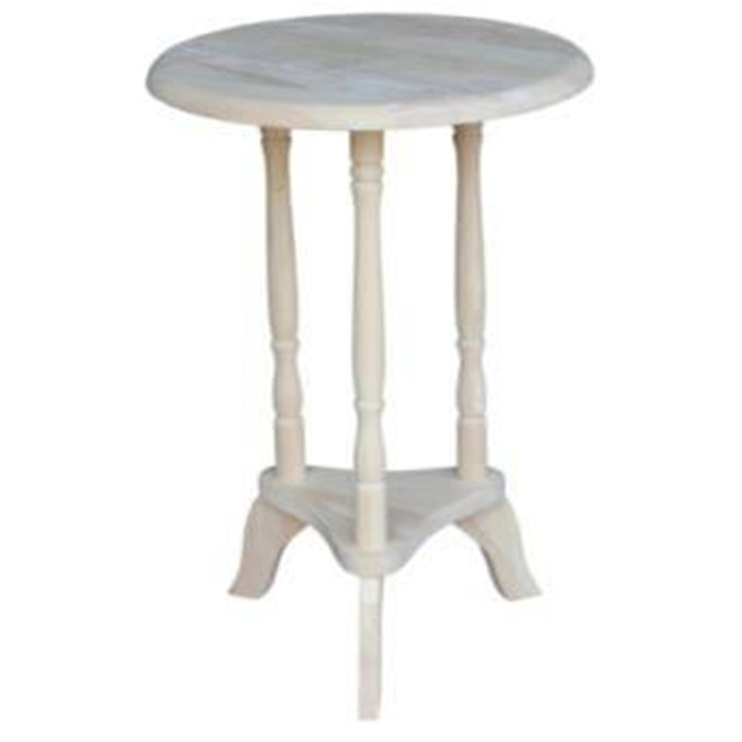 international concepts round plant table by oj commerce ot 601 66