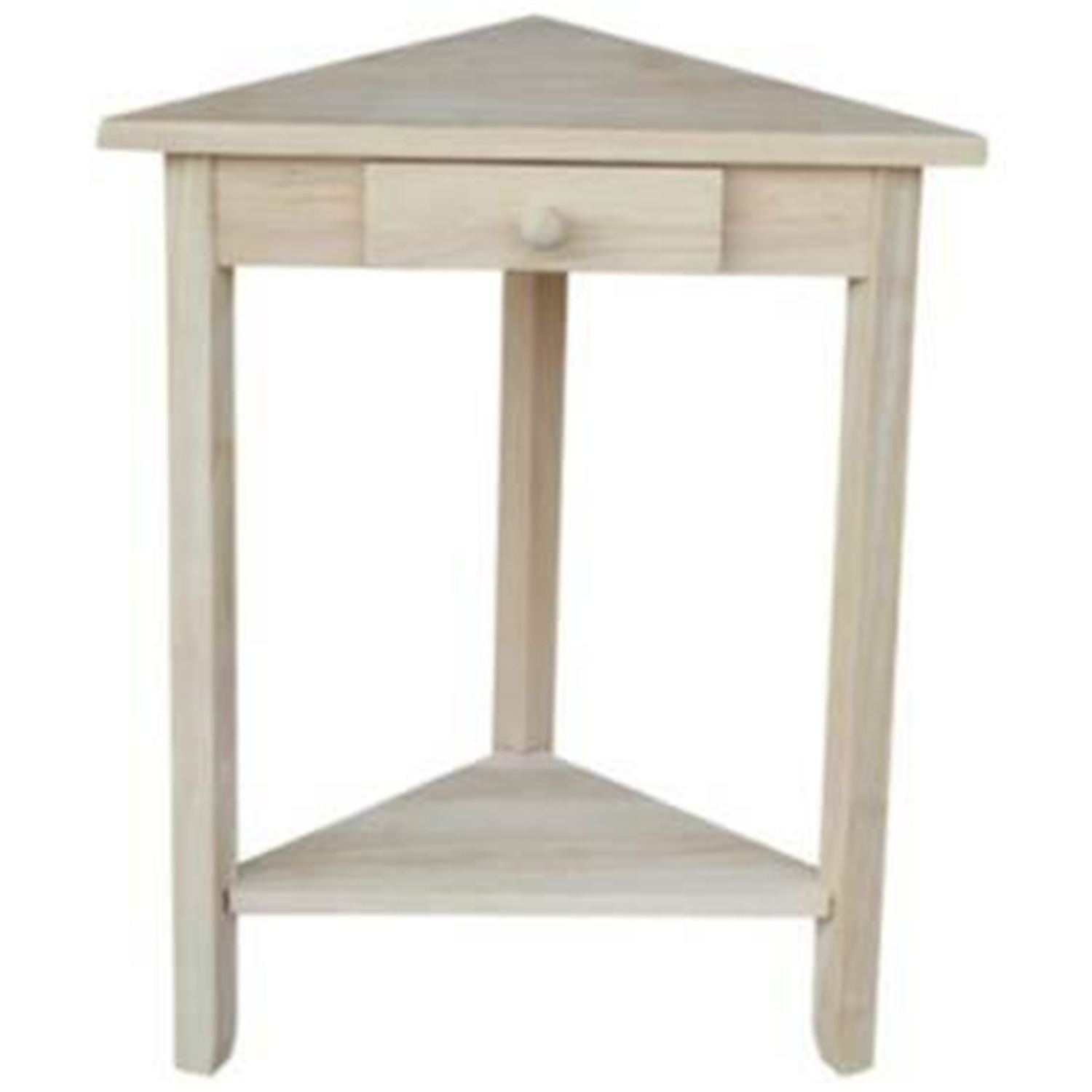 International Concepts Corner Accent Table By Oj Commerce