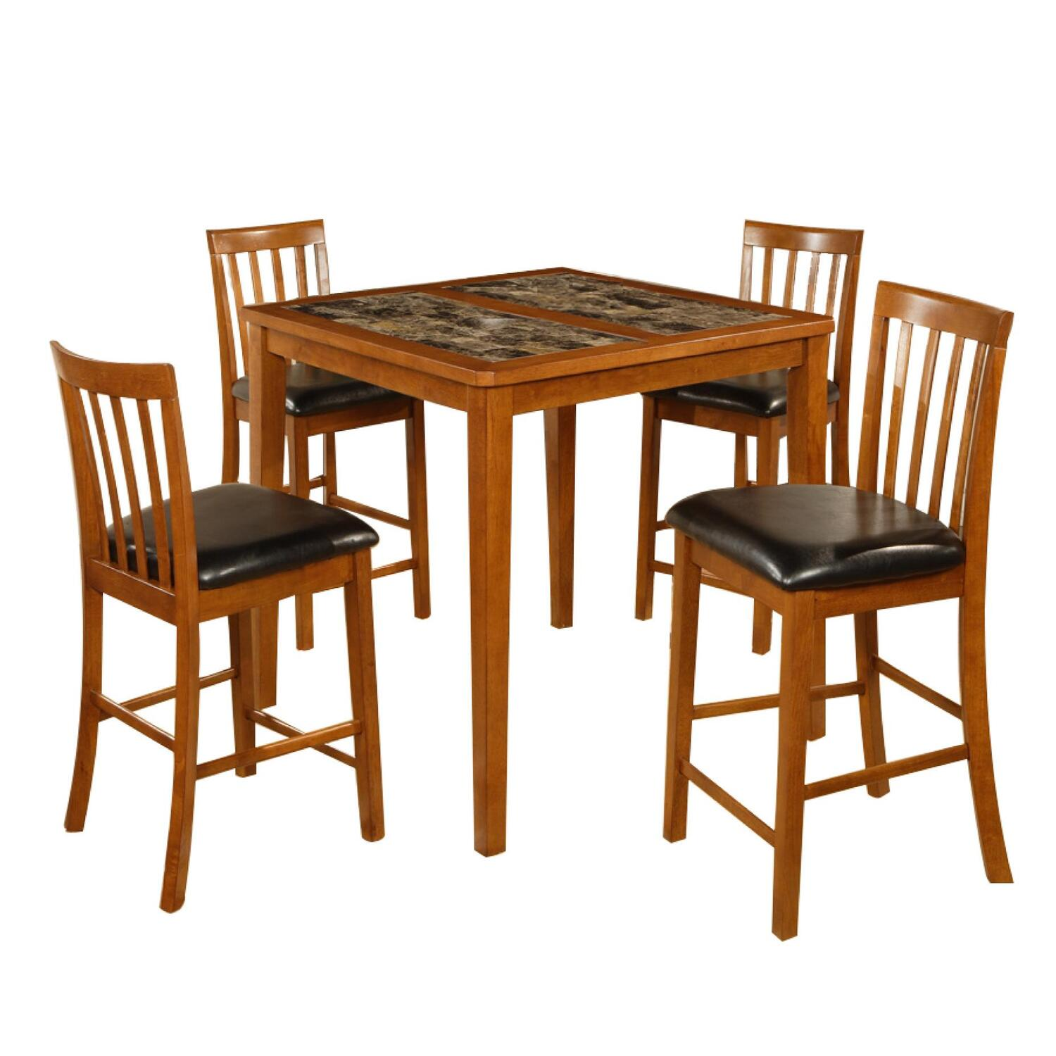 Oak Dinette Chairs ~ Dinette sets the flat decoration
