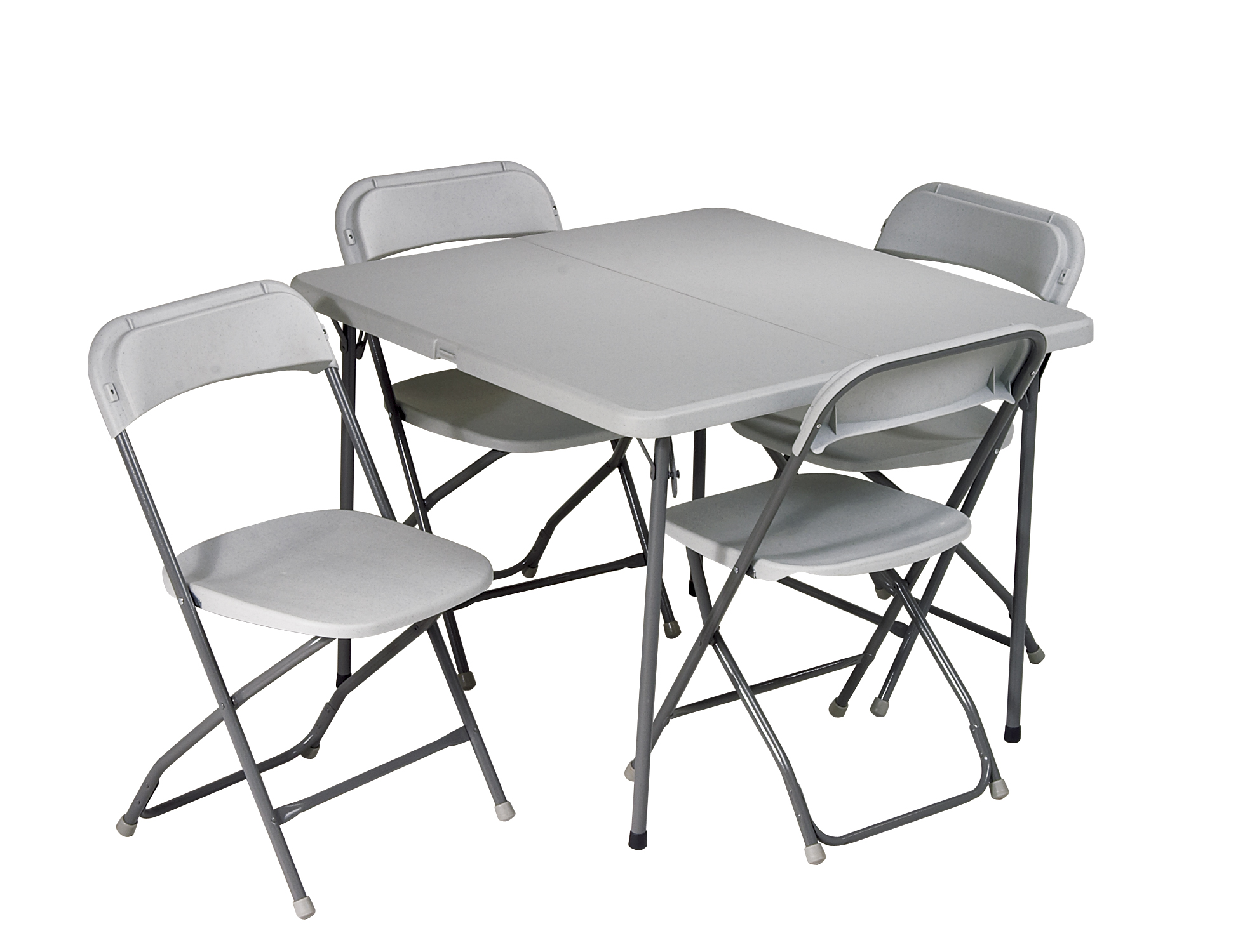 Folding Chairs And Table Set fice 5 Folding Table And Chair