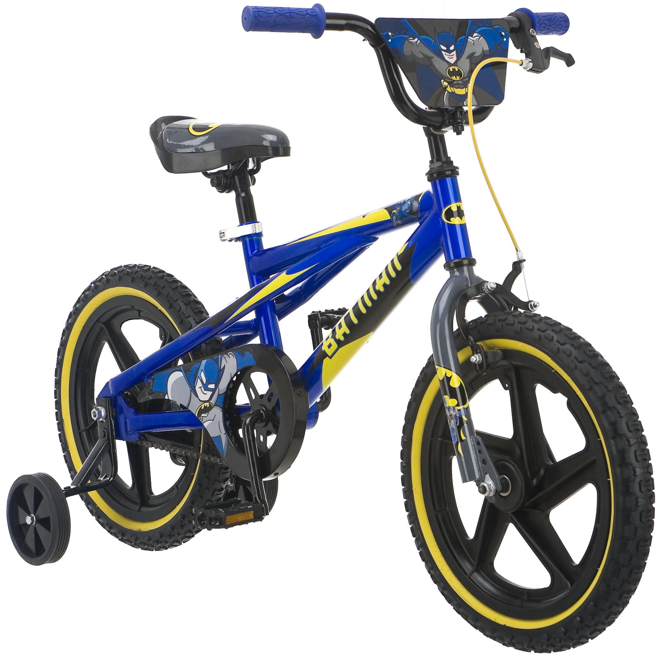 John Deere 16 inch Bicycle The ultimate bicycle! Officially licensed by one of the best brands in the world of farming and tractors, this 16 inch John Deere single speed bicycle features ultra tough steel construction, pneumatic tires, and tons of other cool features!