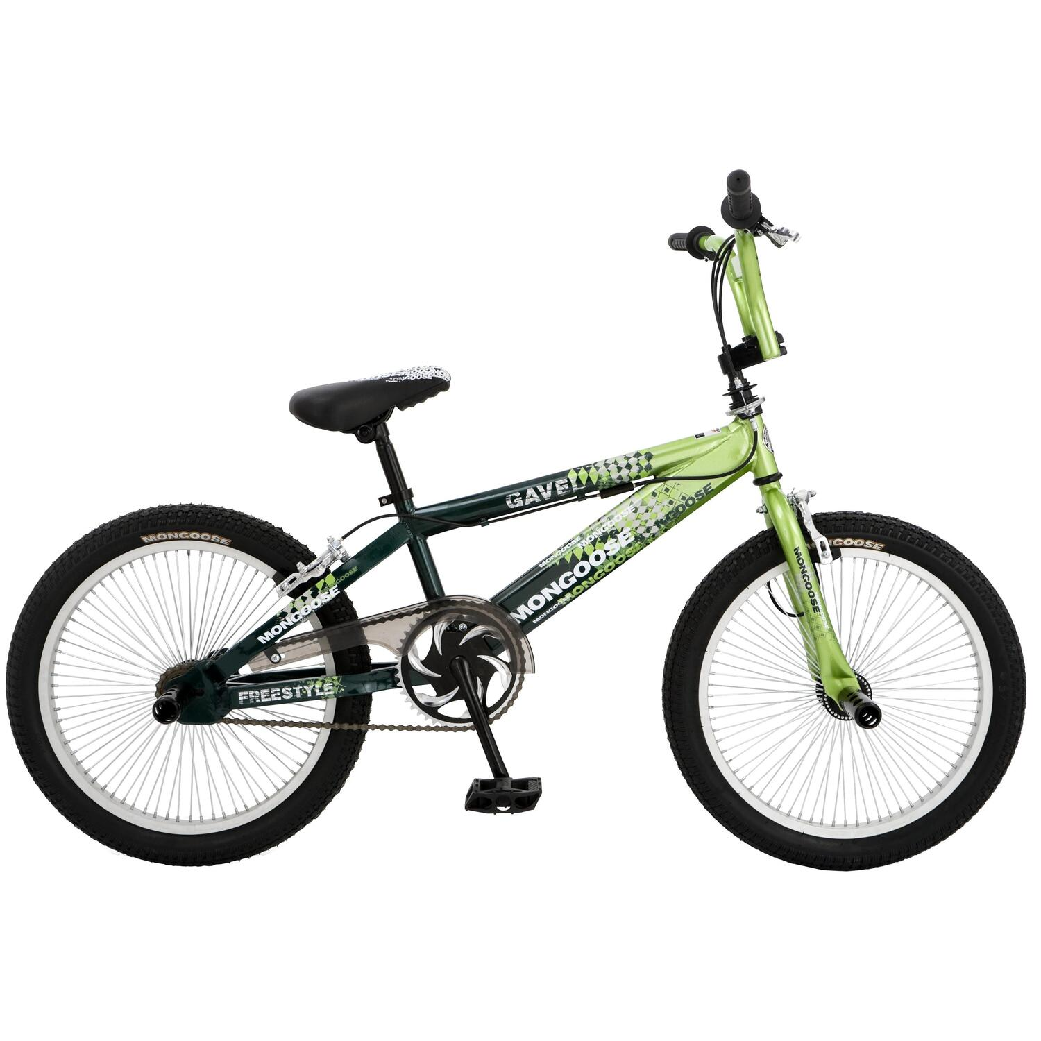"Mongoose Mongoose Gavel 20"" Bmx Freestyle Bike by OJ ...