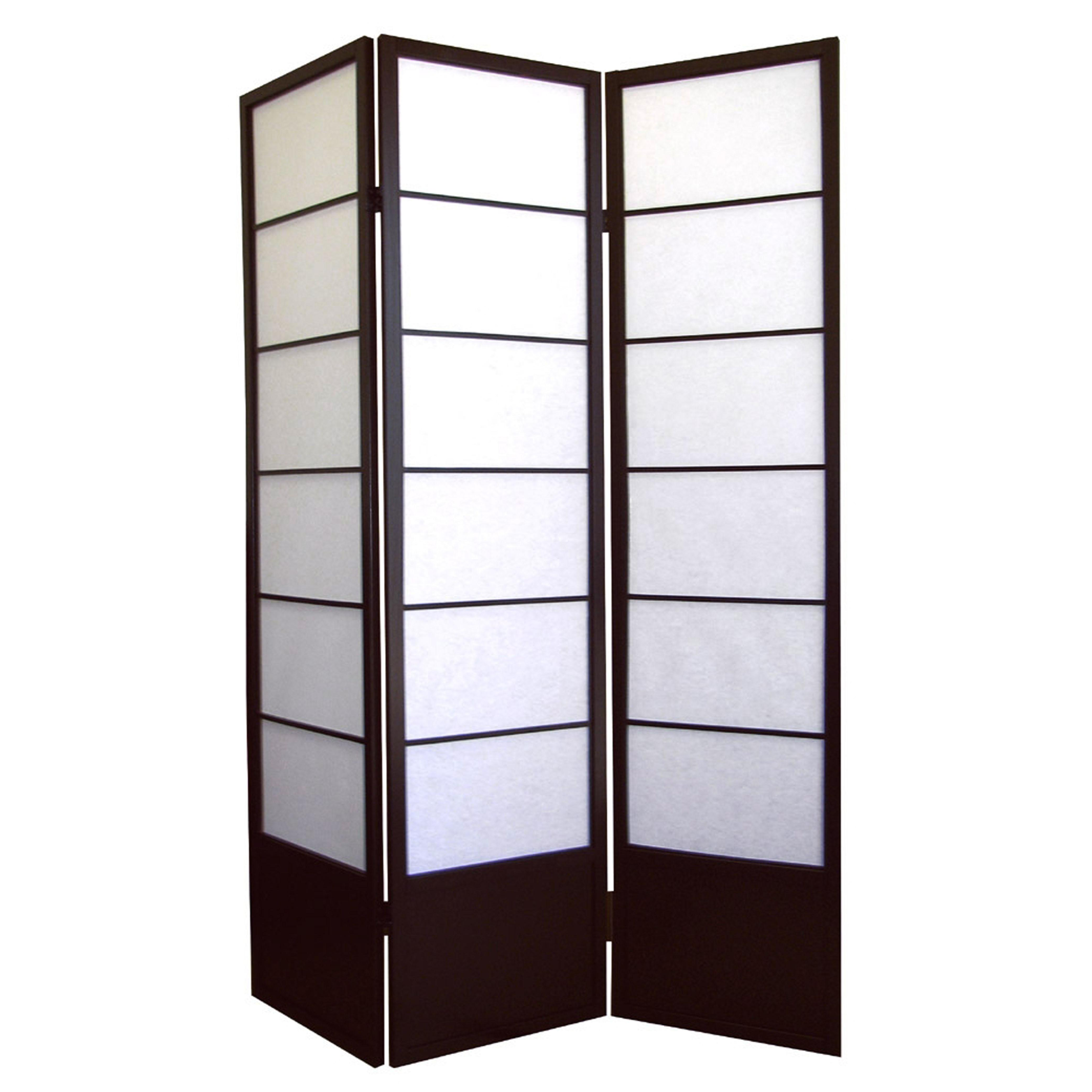 ORE International Shogun 3-Panel Room Divider by OJ ...