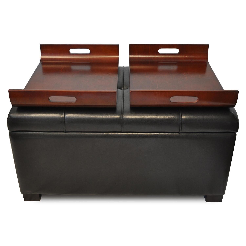 Convenience Concepts Designs4comfort Espresso Storage