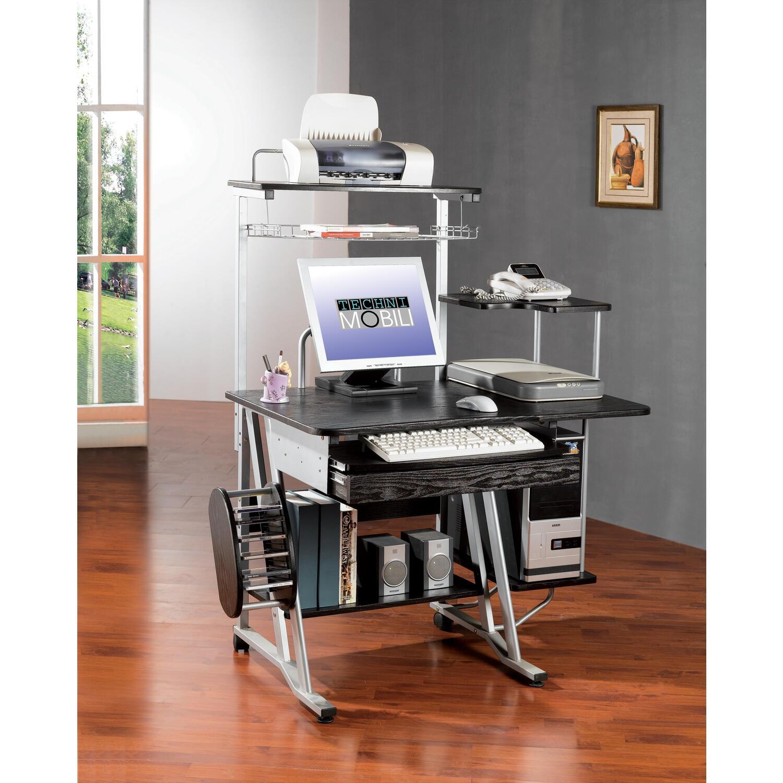 Techni Mobili Multifunction Desk By Oj Commerce Rta 300a