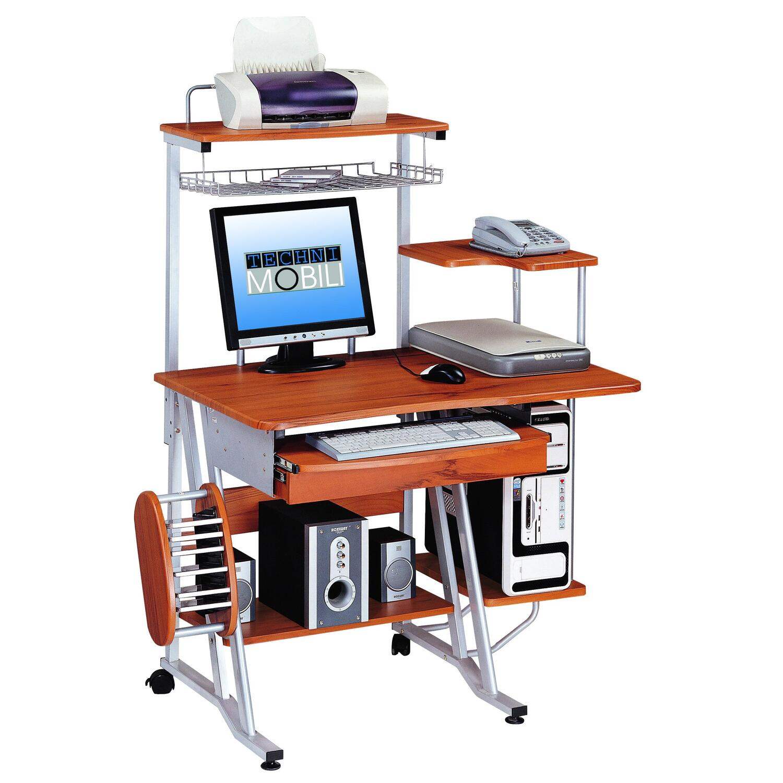 Techni Mobili Multifunction Desk By Oj Commerce 160 99