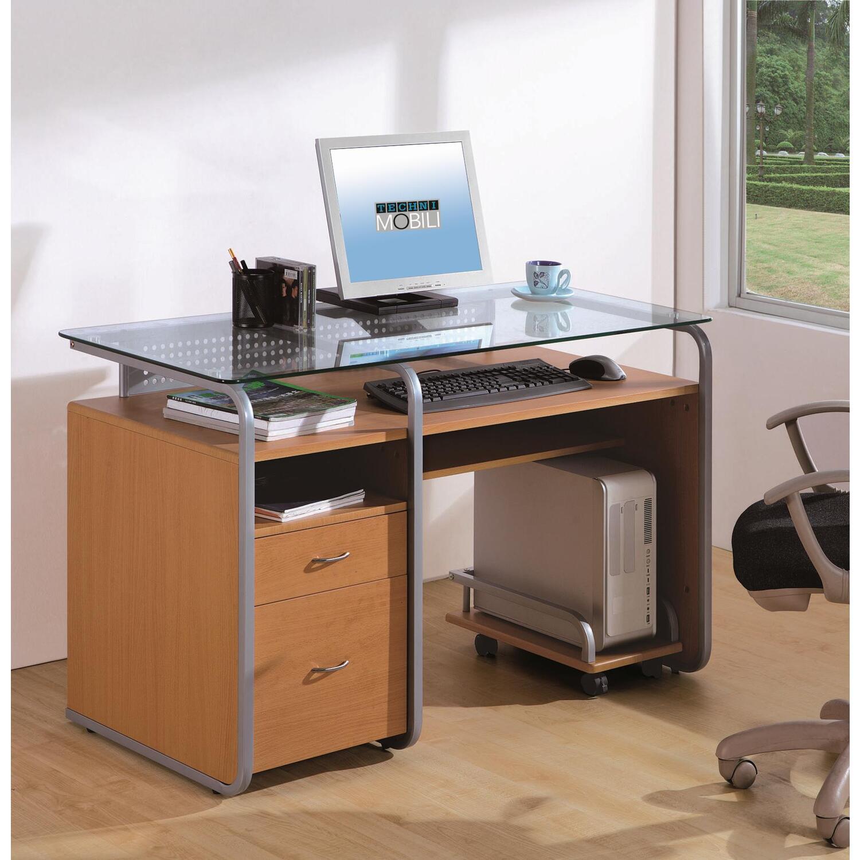 Techni Mobili Multifunction Desk By Oj Commerce Rta 3327