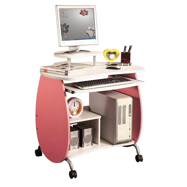Techni Mobili Kids Teen Desk By OJ Commerce RTA Q203 PW
