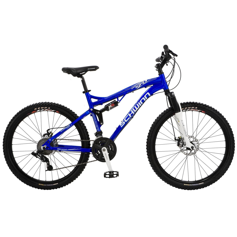 """Schwinn Schwinn Protocol 2.0 26"""" Men's Mountain Bike by OJ ..."""