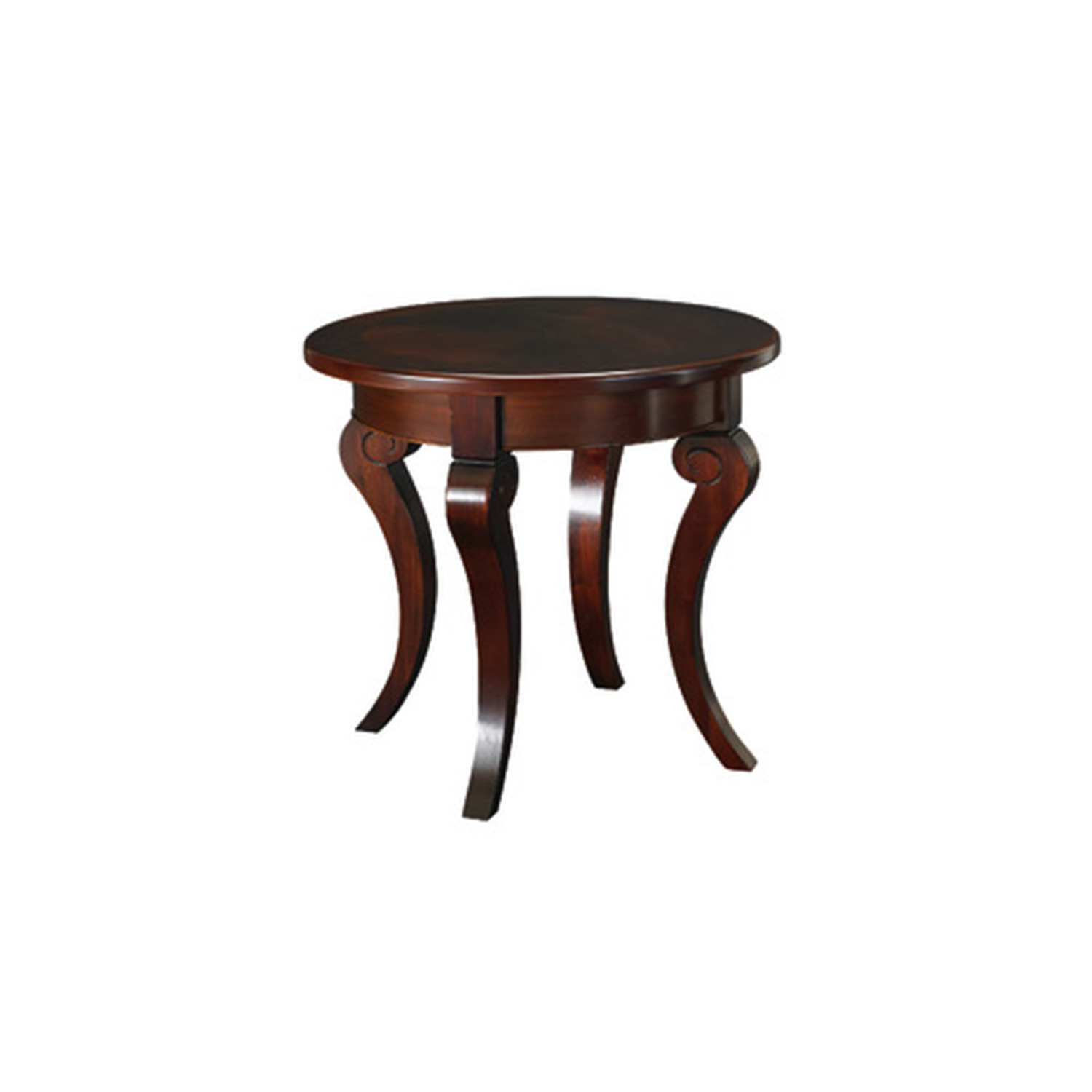 Hammary landon round end table by oj commerce t20240 for Spl table 99 00
