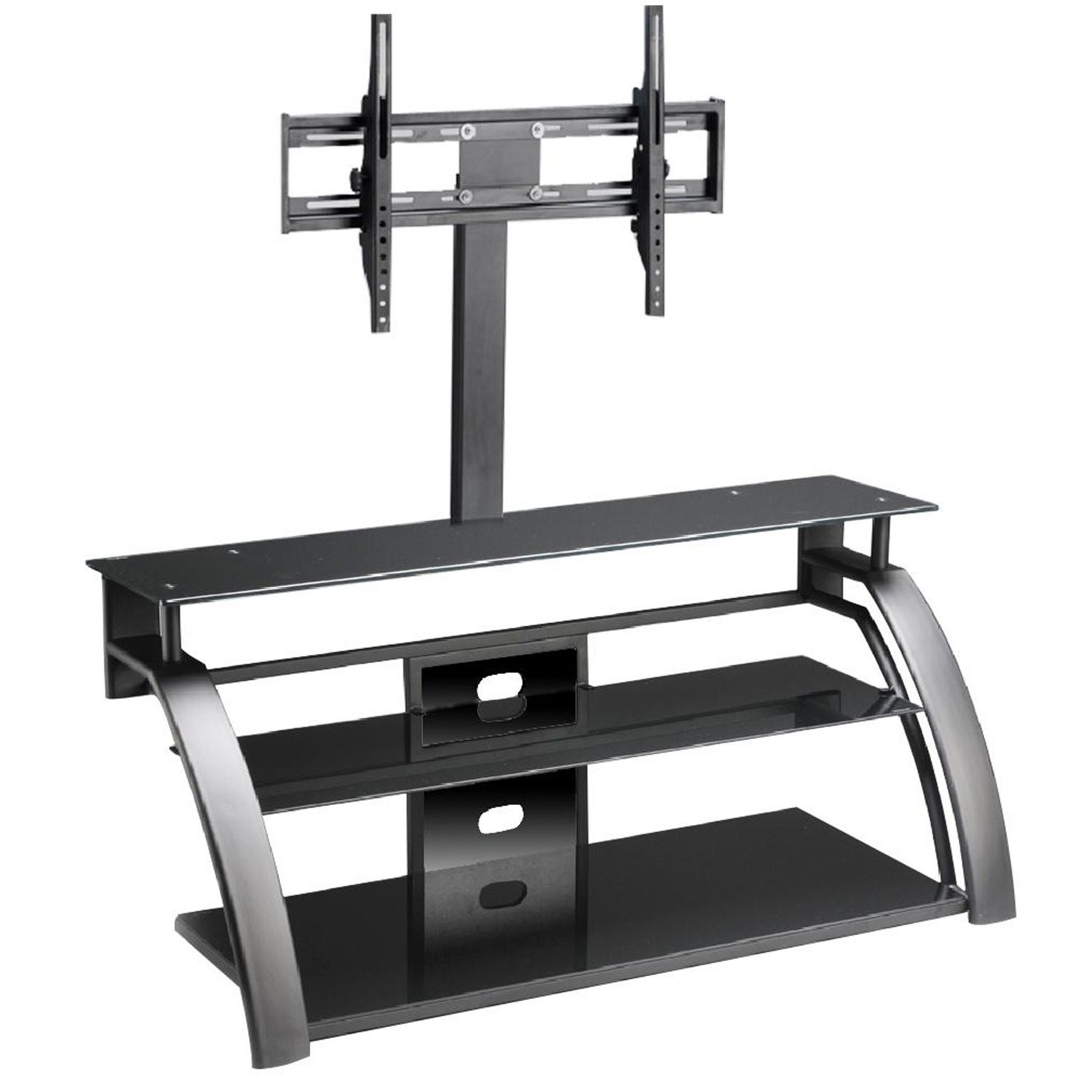 Home source plasma tv stand w mount 22 d by oj commerce for Home source com