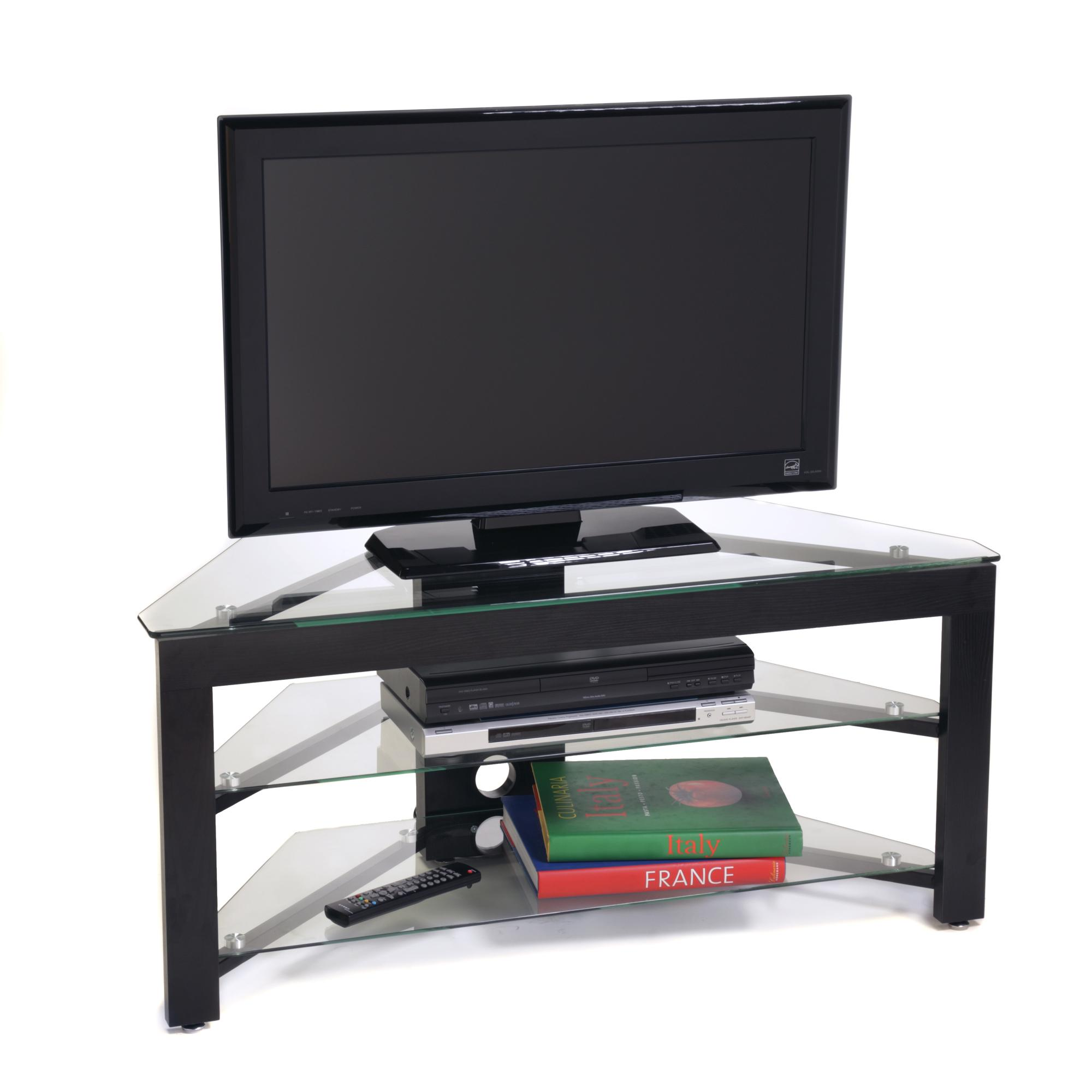 Convenience Concepts Classic Glass TV Stand by OJ Commerce $170.99 - $ ...