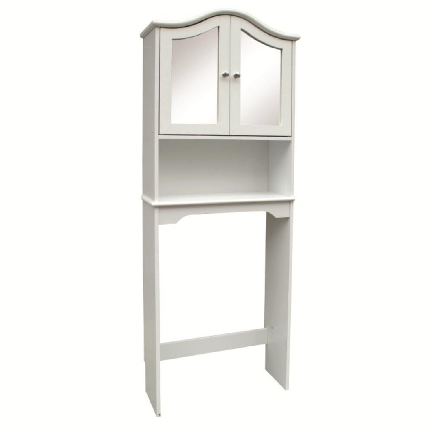 over the toilet bathroom storage cabinet shelves rack white pictures