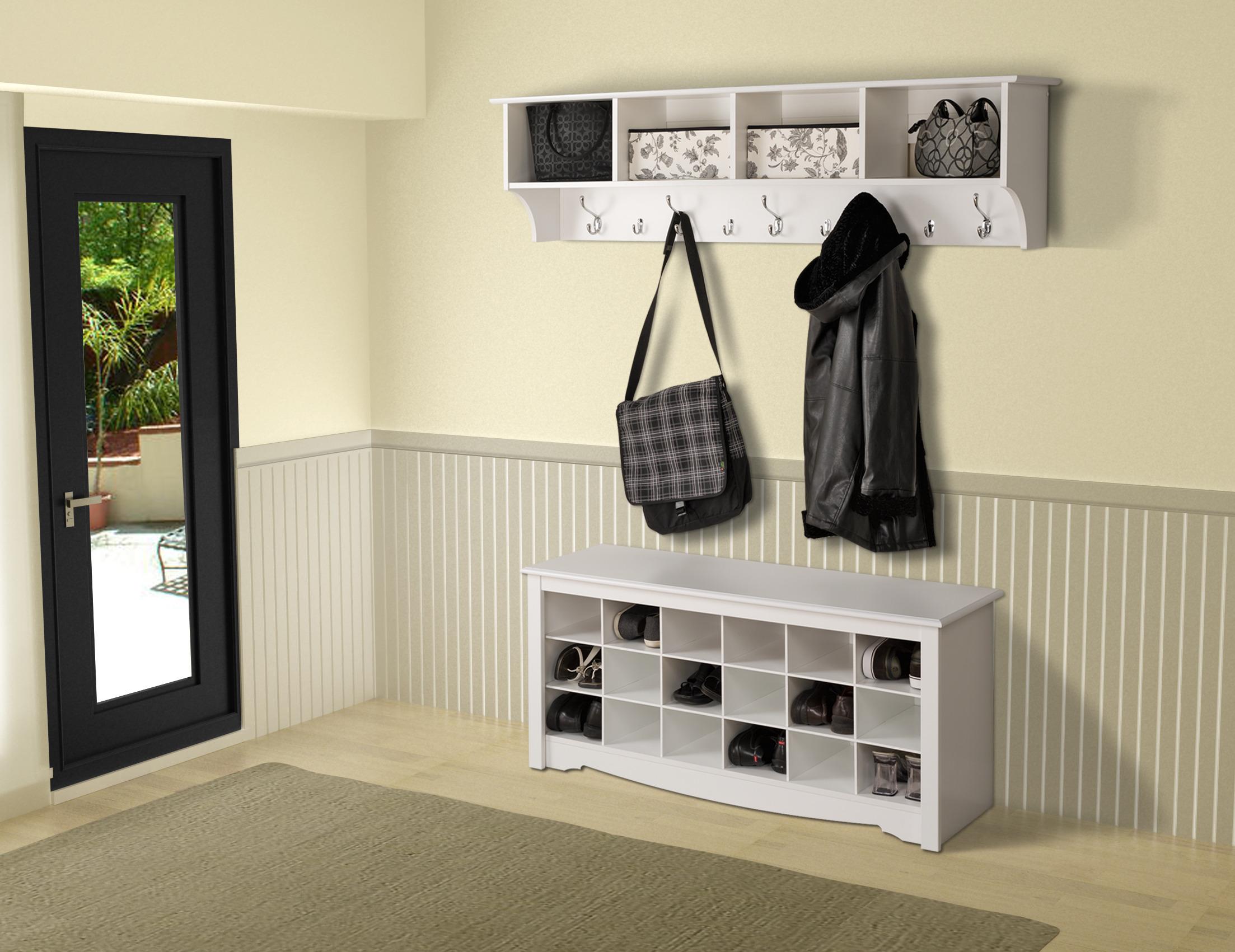 Entryway Shelf - Modern Interior Design