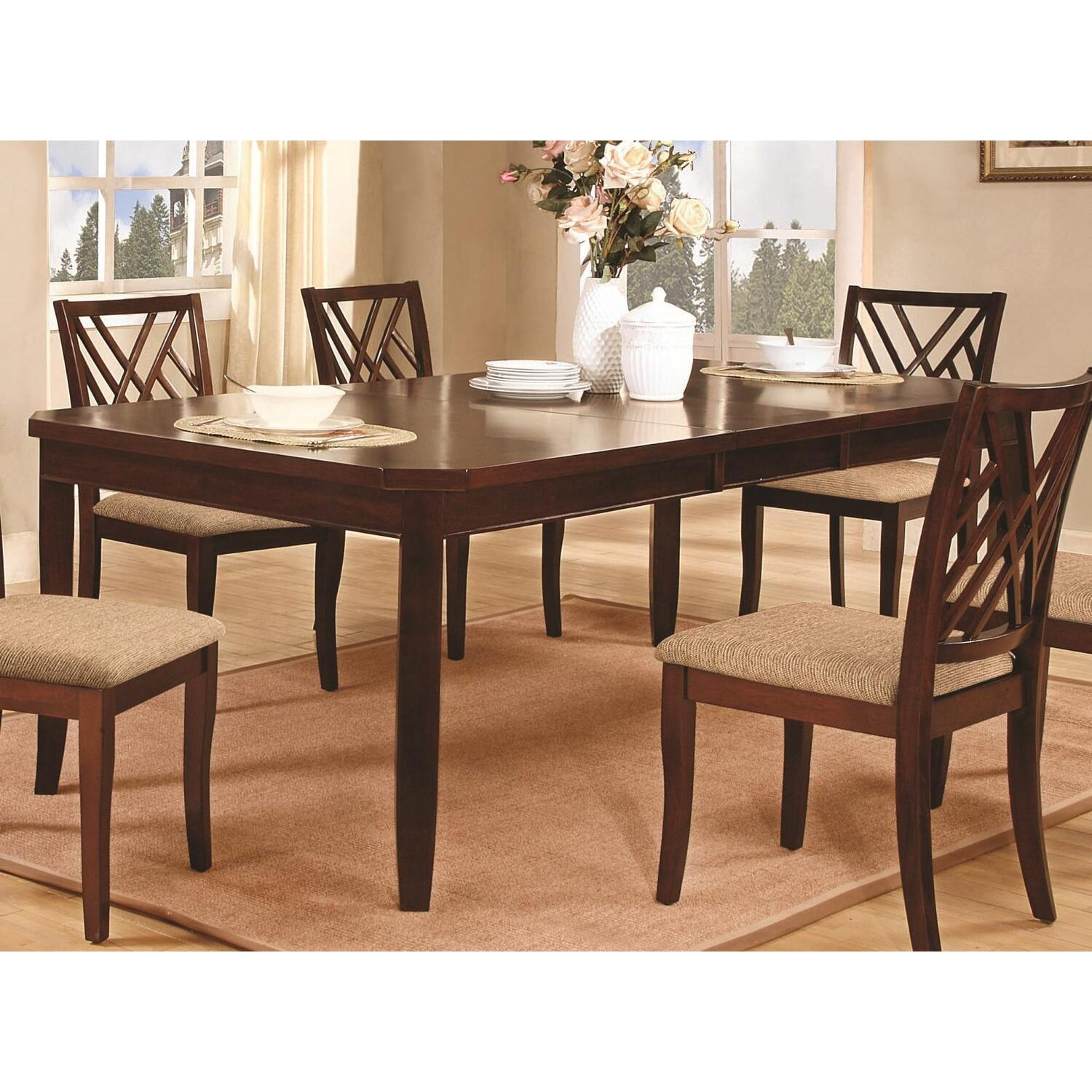 Hollywood Home Blooming Grove Dining Table By OJ Commerce WH 103031