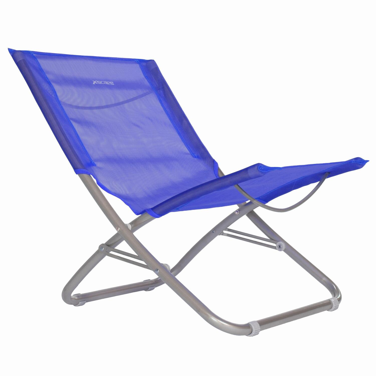 Xscape Sol Lite Folding Beach Chair by OJ merce $28 99