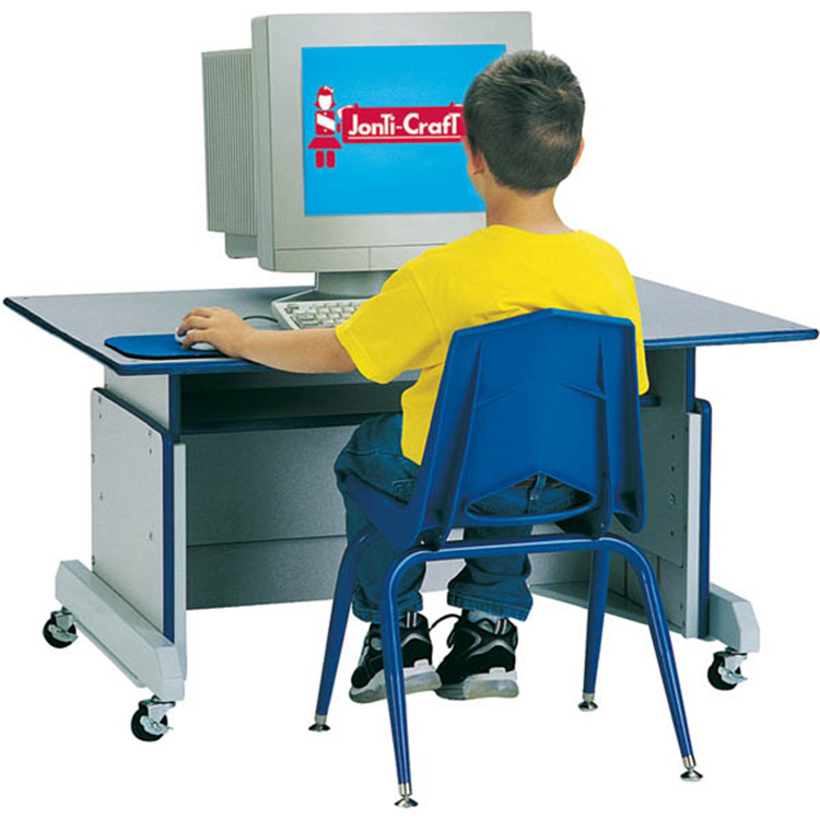 Adjustable Computer Table