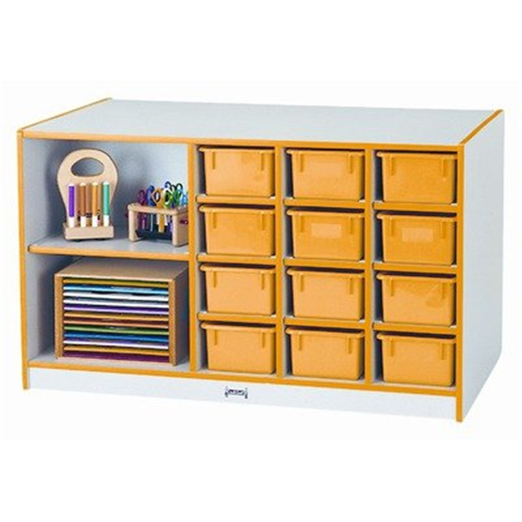 Storage Island With Trays