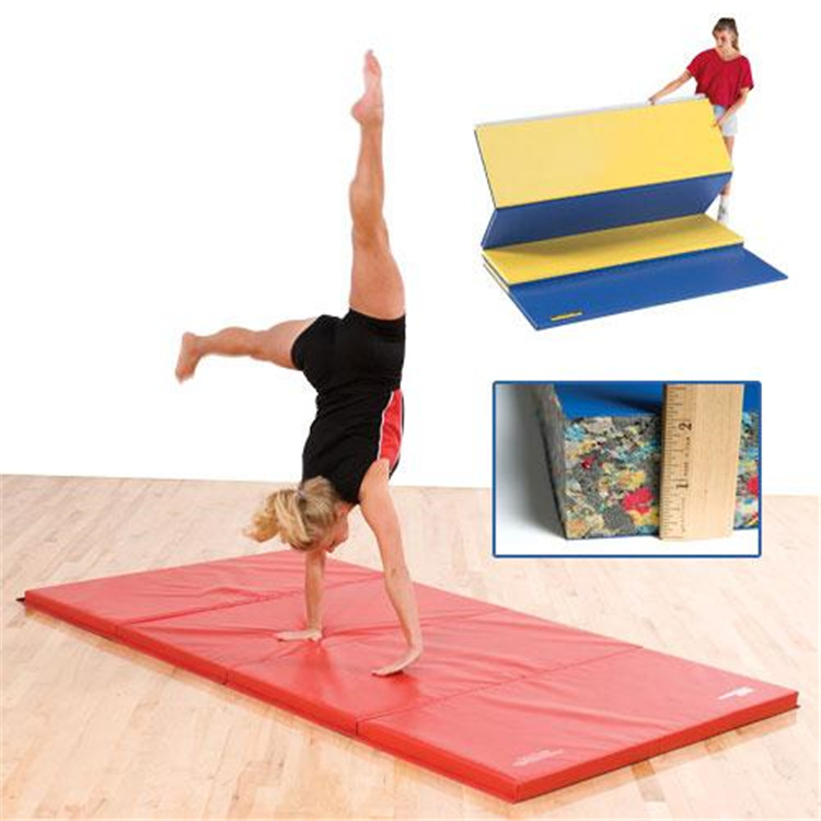 Medium Foam Mat with 4 Side Fasteners