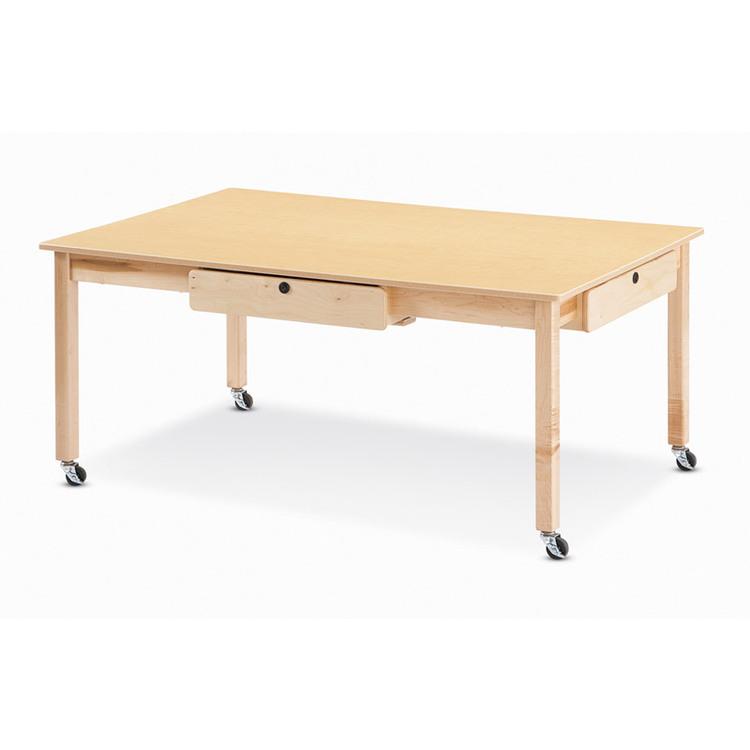 Locking Laptop Table - 4 - 28