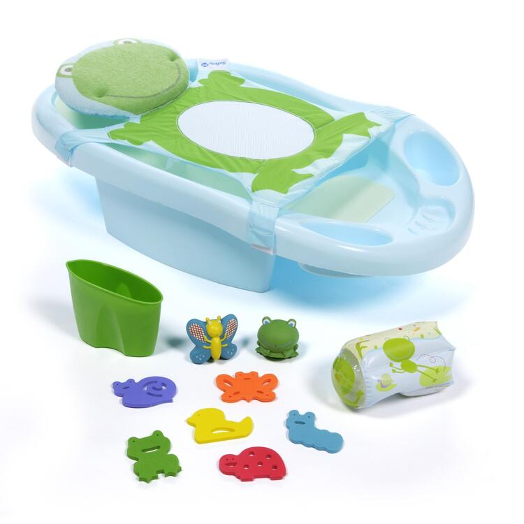 Safety 1st® Deluxe Funtime Froggy Bath Center