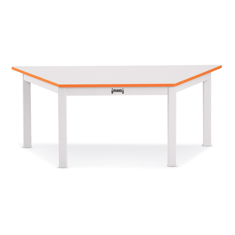 Jonti-craft Trapezoid Table
