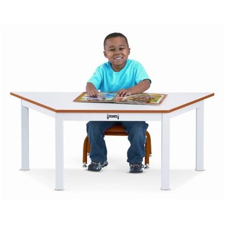 Jonti-craft Trapezoid Table