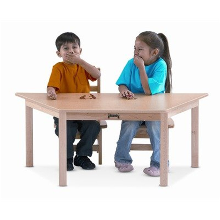 Multi-purpose Trapezoid Table - Maple