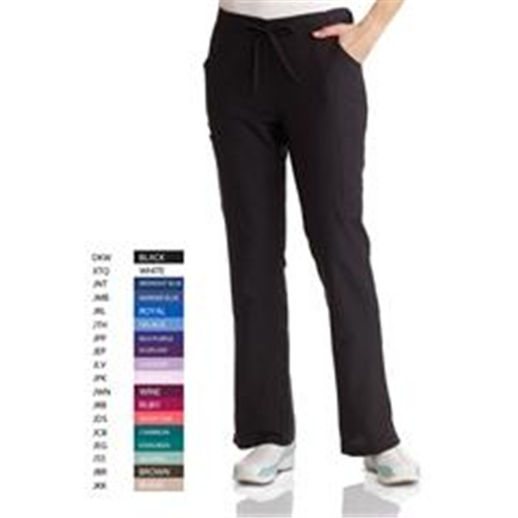 Modern-Fit Cargo Scrub Pant