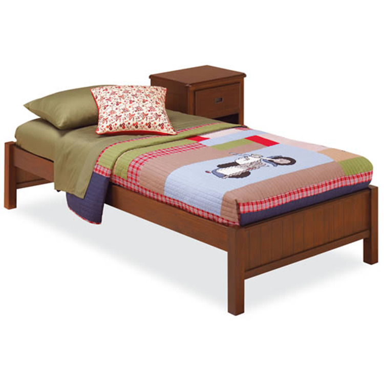 Dillon Full Platform Bed w/Slat Pack