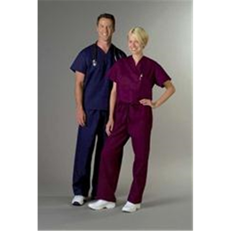 2-Pocket Scrub Top