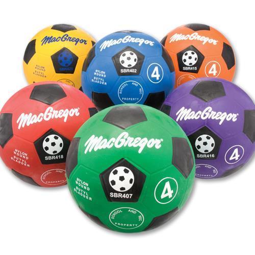 Multicolor Soccer Prism Pack Size 4