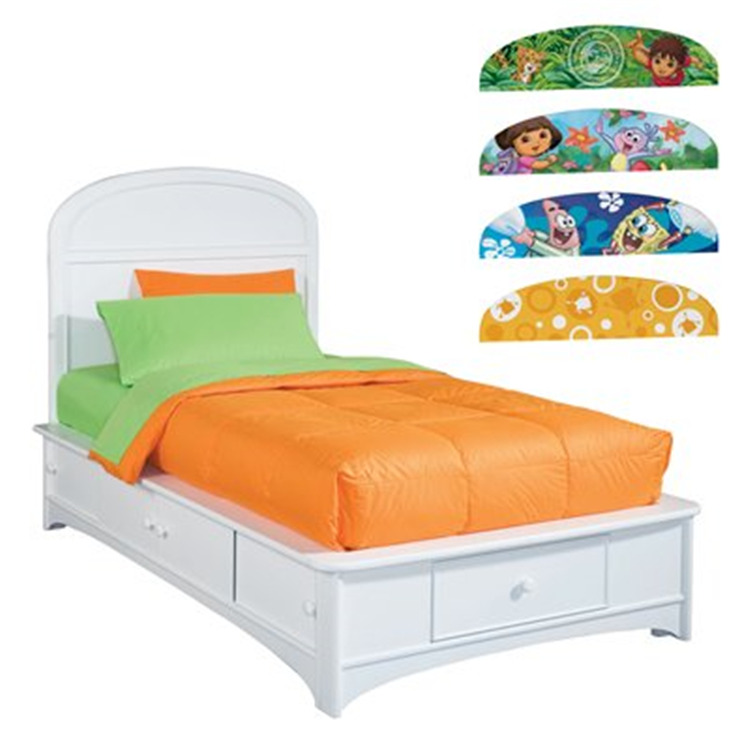Nick Full Hide and Sleep Platform Bed