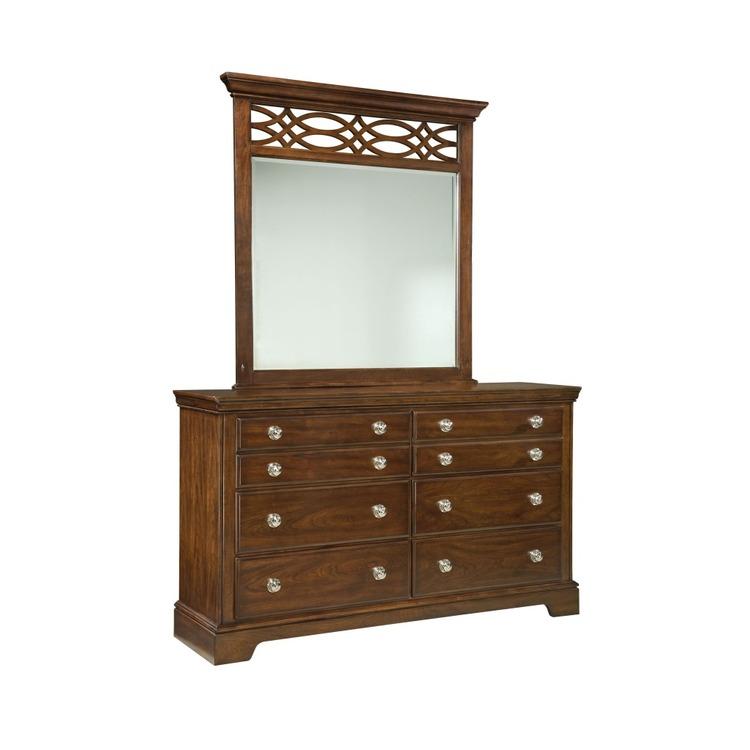 Woodmont Dresser w/ Mirror
