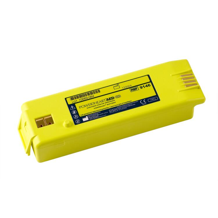 9300a/9300e/9390 Lithium Aed Battery