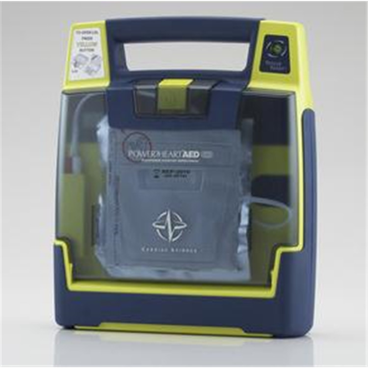 Complete Semi Auto Aed Cpr Defibrillator