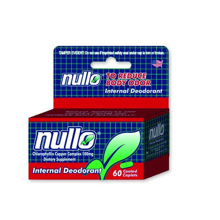 135ct Nullo Deodorizer Tablets