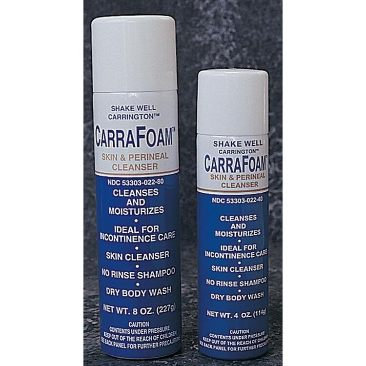 Carrafoam Skin & Perineal Cleanser